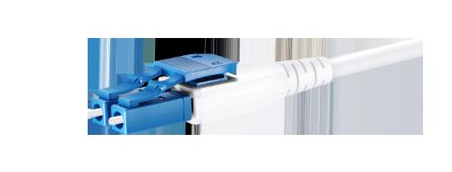 Câbles Uniboot LC Conception de Clip Plat