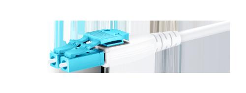 Uniboot LC Оптические Патч-корды Дизайн Плоского Зажима