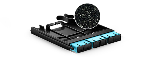 FHX LC SC MTP FAPs Панели  2. Класс огнестойкости - ABS UL94 V0