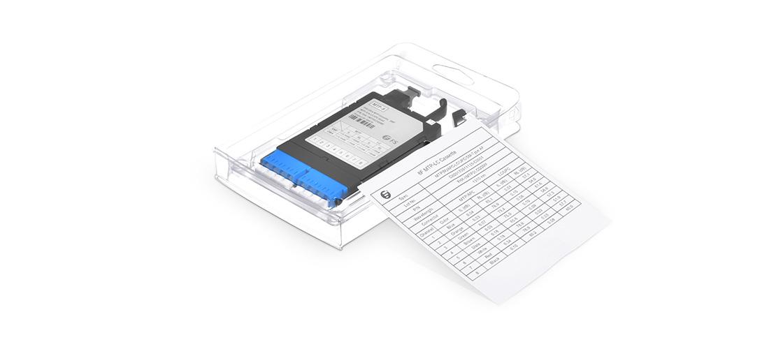 Cassettes FHX MTP-LC  Envase del producto