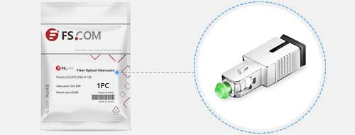 Atenuador de Fibra Óptica 3. Embalaje de diseño sofisticado para entrega sin daños