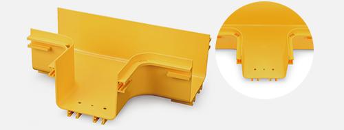 Кабельные Каналы 2.Полный аркообразный дизайн, эффективная защита катанки