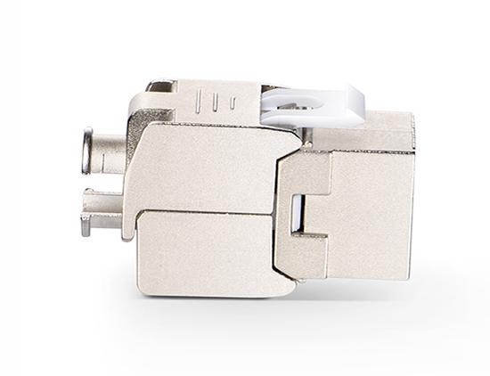 Conectores Keystone Módulo de Keystone (Jack) Cat6a sin herramientas
