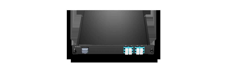 トランスポンダ(OEO)  挑戦的な長距離アプリケーション向けの40Gブレークアウトモジュール