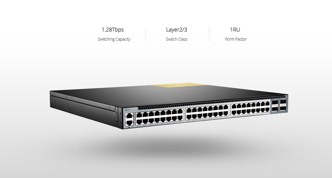 40Gスイッチ  高性能データセンタースイッチ