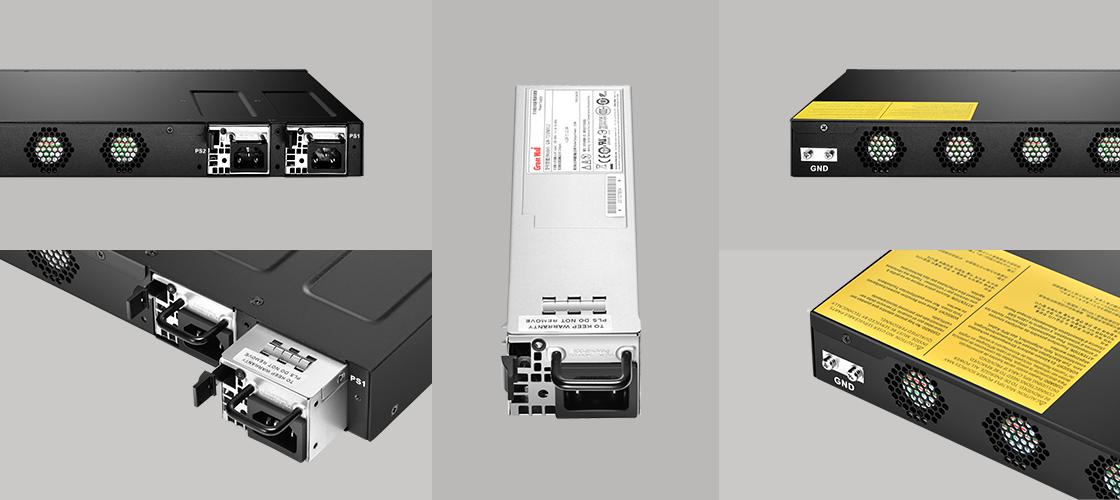 10Gスイッチ  包括的なハードウェア設計