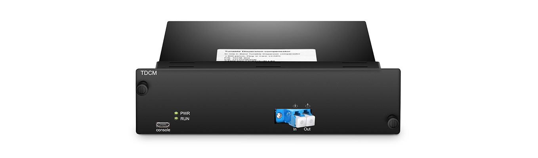 Модули Компенсатора Дисперсии  Tunable Dispersion Compensator for DWDM Transmission System