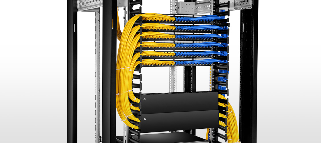 Cat5e Patch Cables Copper Cabling Solution