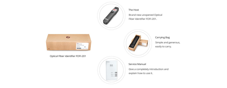 Fibre Identifiers & Talk Set Standard Package