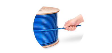 Cat7 Bulk Ethernet Cables To Freely Tailor