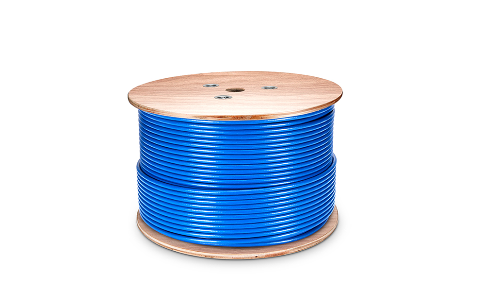Cat7 Bulk Ethernet Cables Cat7 SFTP Solid PVC Cable