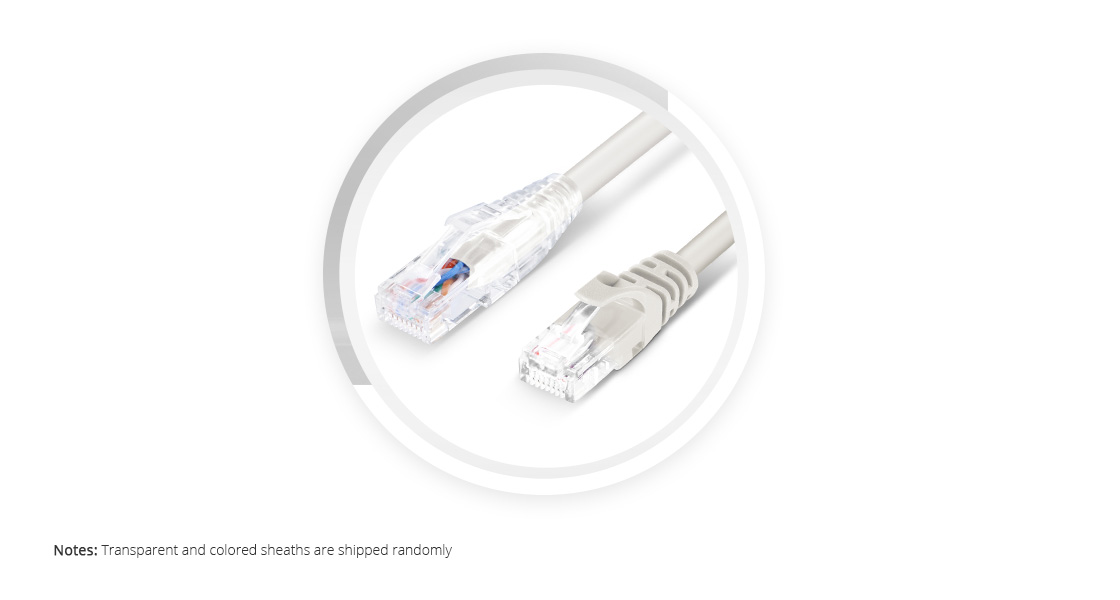 Cat6 Patch Cables