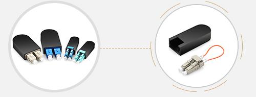 Fibre Loopback  External Configuration