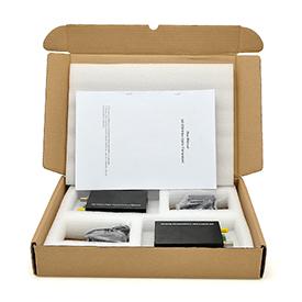 Conversores de vídeo SDI, CVI y TVI  Embalaje de Kraft Box