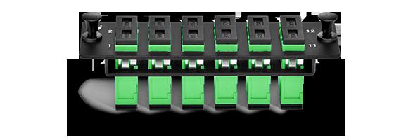 FHD LC SC MTP FAPs 1. Más estable cuando los adaptadores están conectados al panel.