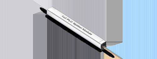 FHX TAP Kassetten  Innerer Glasfasersplitter