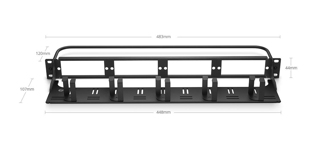 FHD paneles modulares  Dimensión y estructura