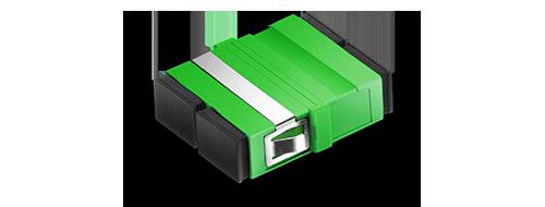 Panneaux d'Adaptateur LC SC MTP FHX 1. Panneau d'Adaptateur à Fibre Optique TFC sans Bride