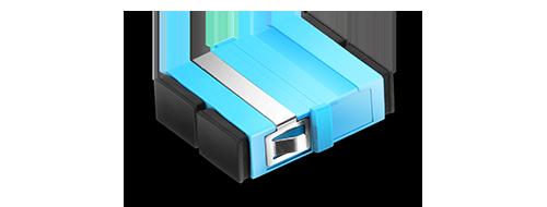 FHX LC SC MTP FAPs 1. TFC Fiber Optic Adapter without Flange