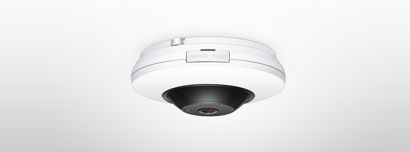 Surveillance Camera  360 Dome Camera Low Light Vision