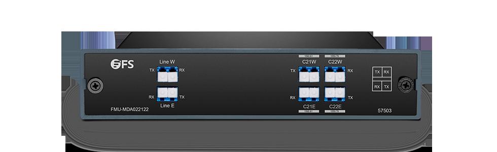 DWDM OADM  Пассивный Модуль DWDM OADM (ADD/Drop Модуль)