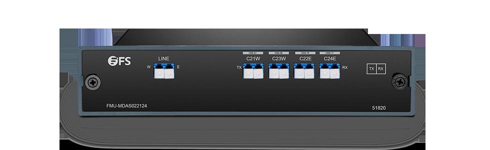 DWDM OADM  DWDM Passive Optische Add-Drop Multiplexer