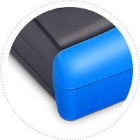 Optical Multimeter Shatter-Resistant Sleeve