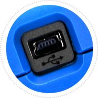 Optical Multimeter USB Communication Port