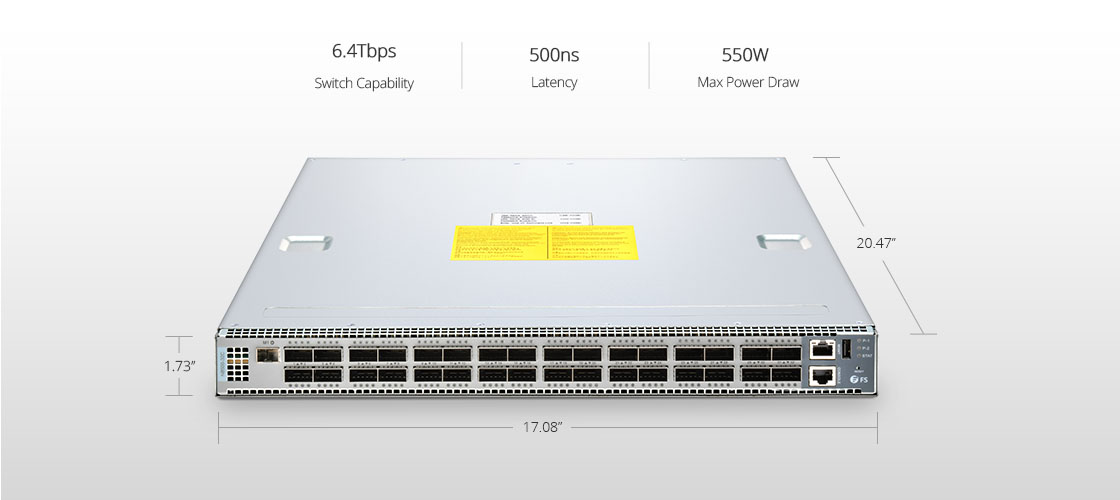 100G Switches  Powerful 100GbE Open Networking Switch