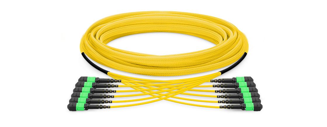 Cables troncales MTP®/MPO Instalación fácil para facilitar tu conexión