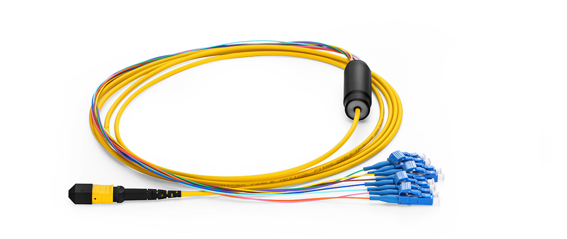 Customized MTP Fiber Cables Designed for High-Density Fiber Patching