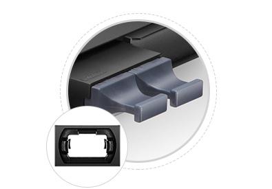Cassettes de Conversion MTP FHX  Adapteurs MTP d'US Conec