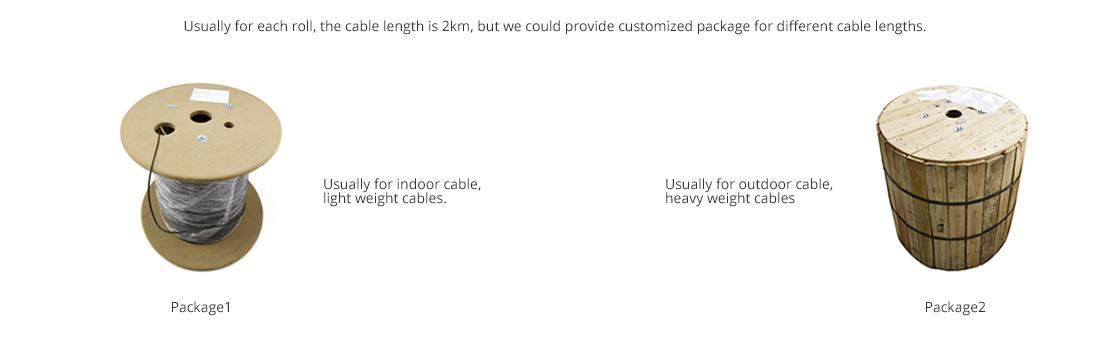 Tactical Fibre Cables  Package