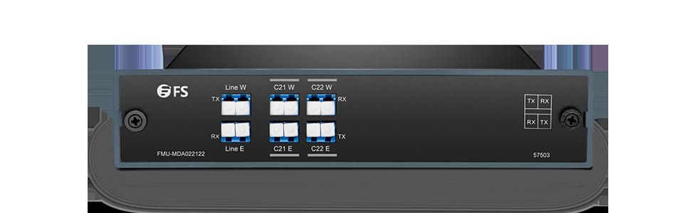 DWDM Add & Drop  Multiplexores DWDM óptico pasivo de agregar-eliminar