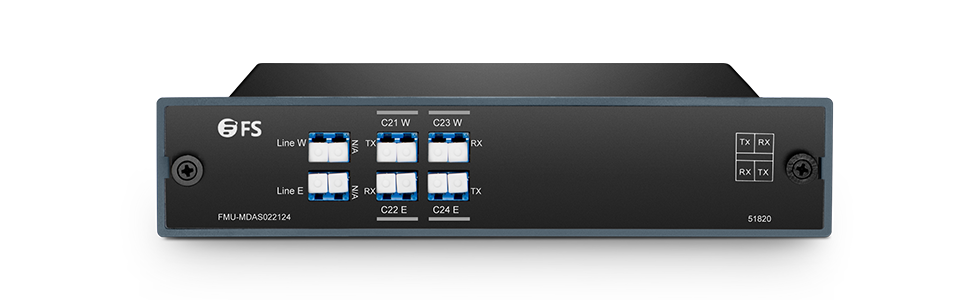 DWDM OADM  Multiplexeurs Ajout-Extraction Optiques Passifs DWDM