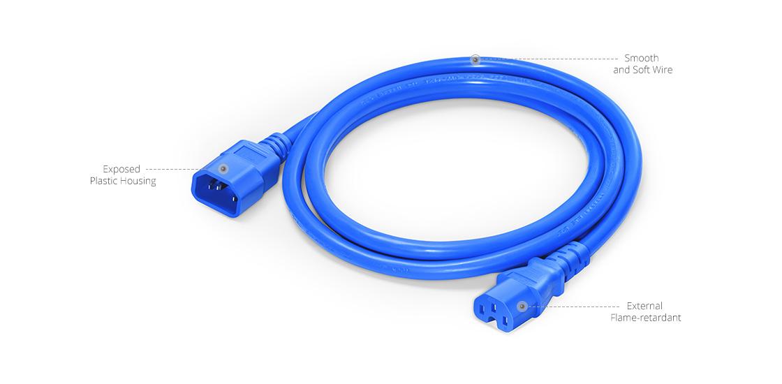 IEC60320 Power Cords  Workmanship of Power Cords