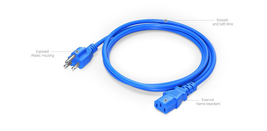 NEMA Power Cords  Workmanship of Power Cords