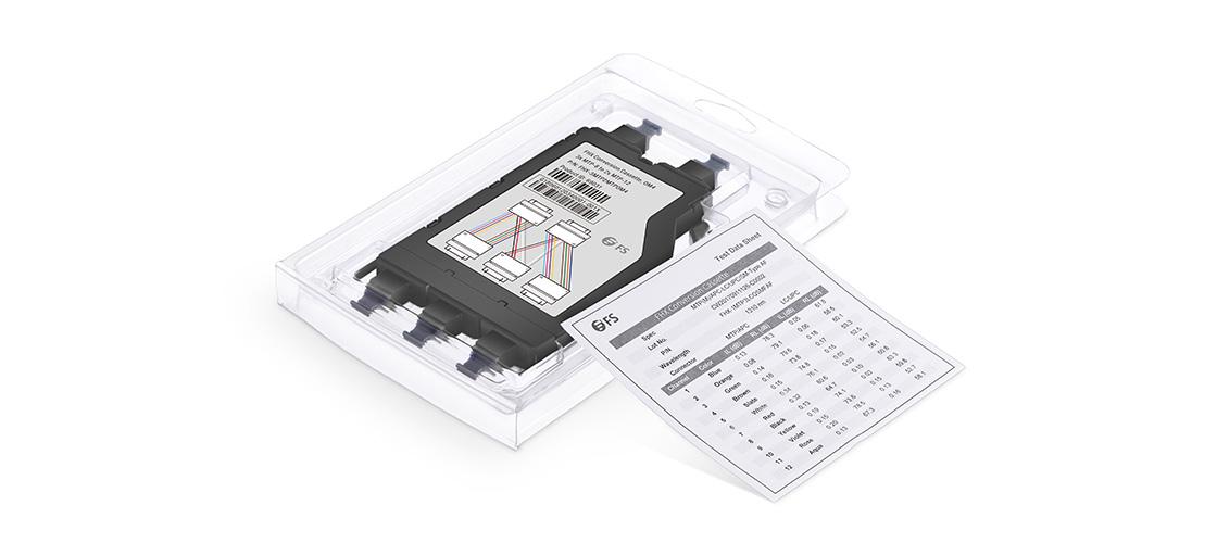FHX MTP Conversion Cassettes  Packing Details