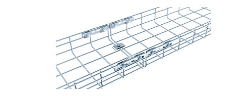 Wire Mesh Cable Tray    3.Excellent carrying capacity