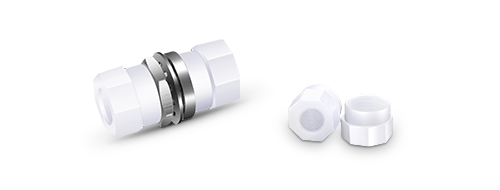 Fiber Optic Adapters Good Protection with Dust Cap