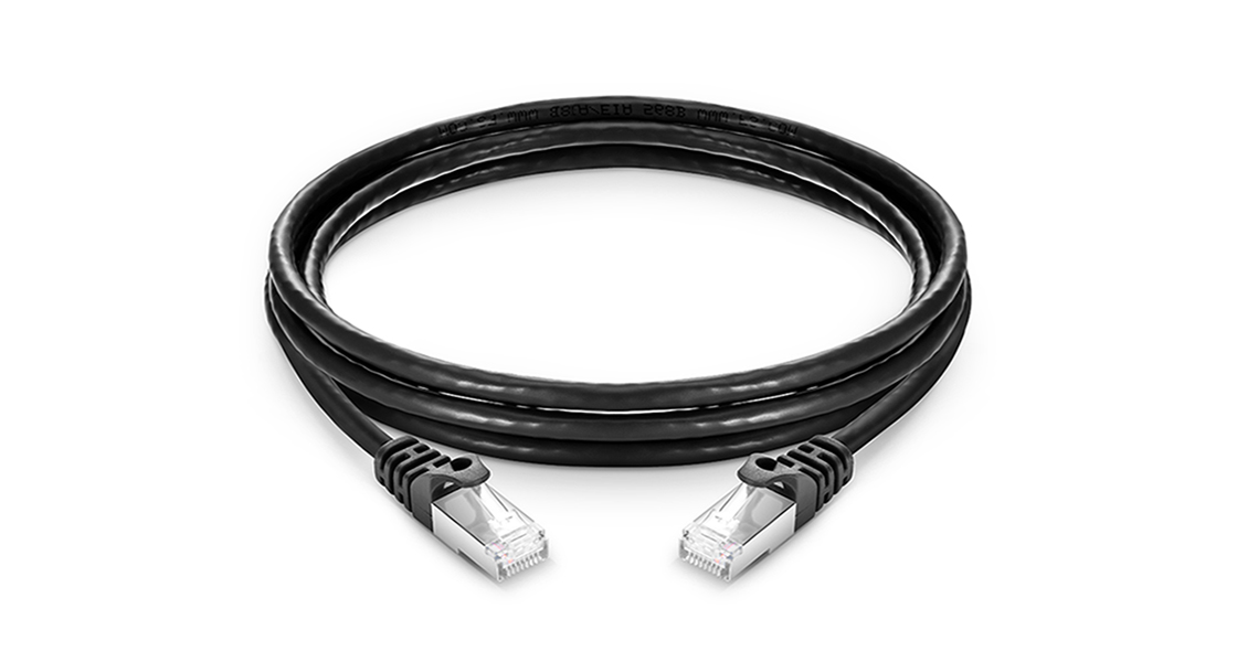 Cables de red cat6a Cable de red Ethernet Cat6a para red 10G