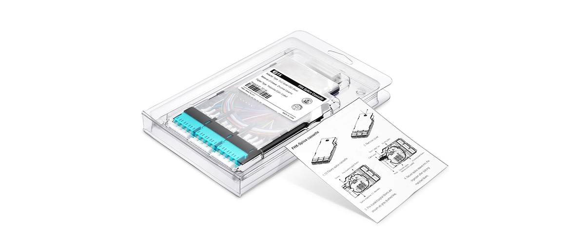 FHX Splice Cassettes  Packing Details