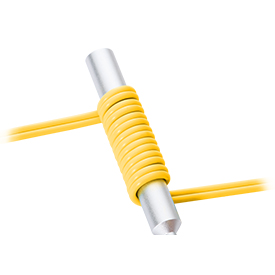 Bend Insensitive Fiber Patch Cables 10mm Minimum Bend Radius