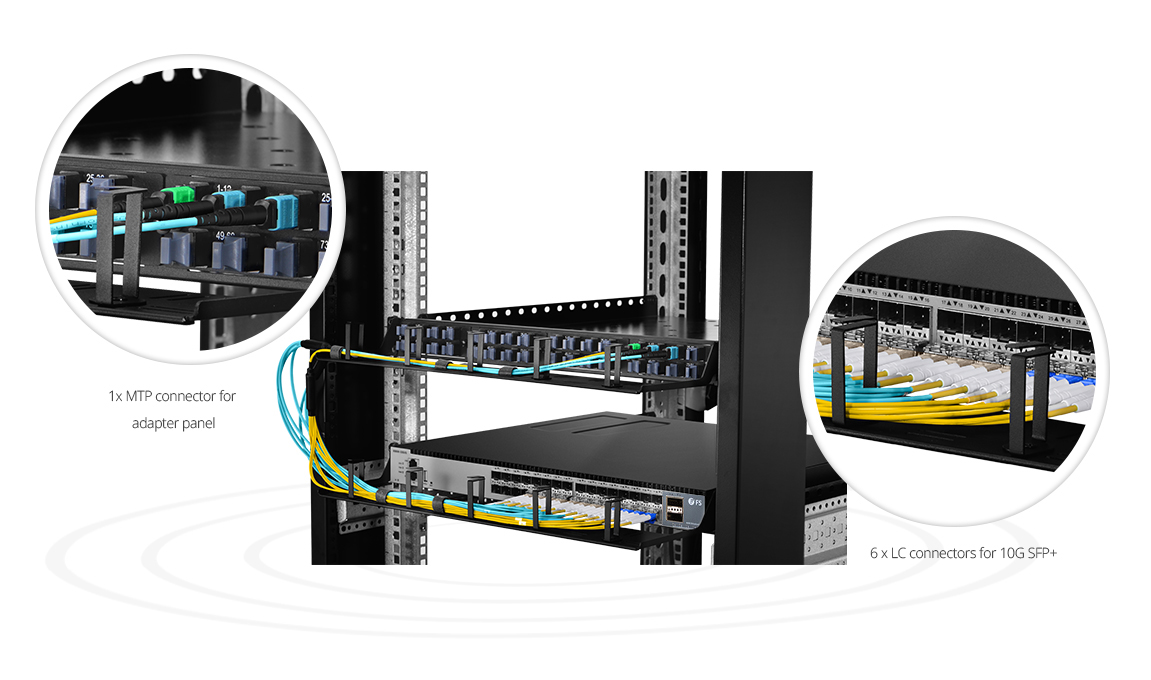 Customized MTP Fiber Cables  Make MTP Breakout Cable Your Choice for High Density Fiber Networks