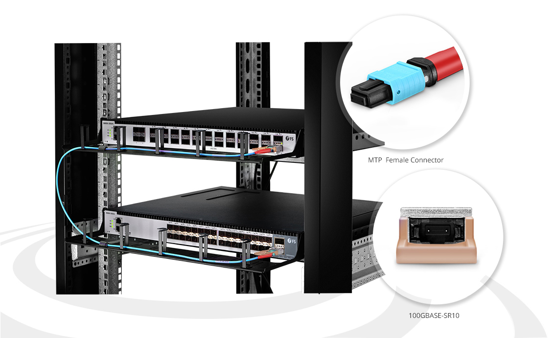 Customized MTP Fiber Cables Lower Insertion Loss & Higher Performance
