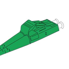OS2 9/125 Одномодовый Дуплекс Керамический Наконечник из Циркония