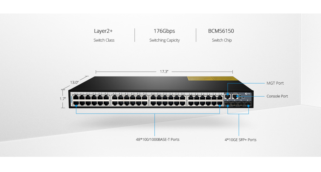 1G & PoE Switches  High Performance Switch for Enterprise Networks