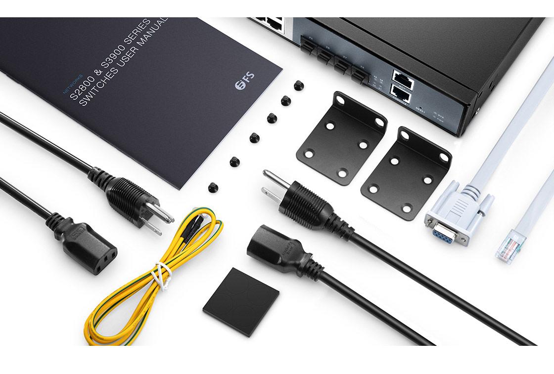 1G Switches  Accessories List