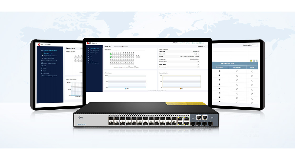1G & PoE Switches  User-friendly & Advanced Management
