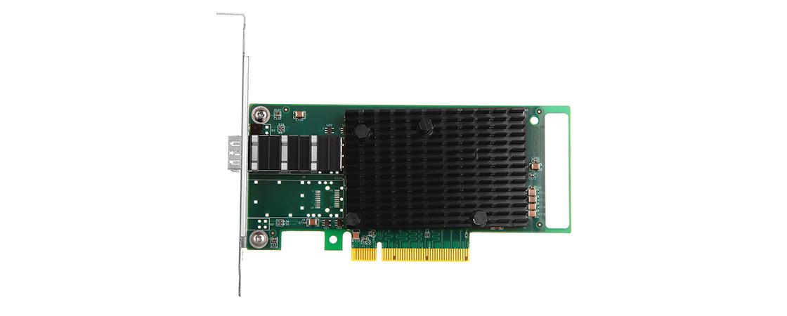 10G PCIeアダプター  1ポートSFP+10Gサーバーアダプター(SFP+接続付き)
